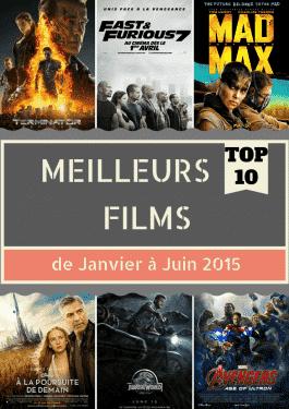 top 10 des meilleurs films de 2015