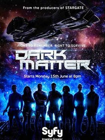 Dark Matter, la série de Science-Fiction