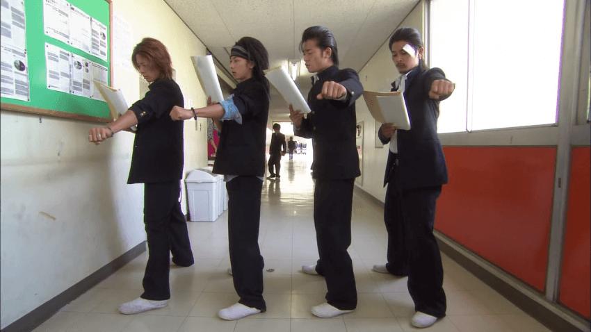 rookies-drama-serie