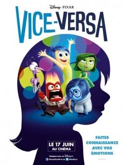 vice versa affiche film pixar