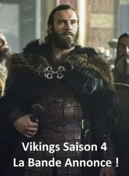 vikings saison 4 bande annonce