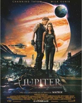 Jupiter : Le destin de l'univers, le film