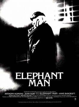 Affiche film Elephant Man