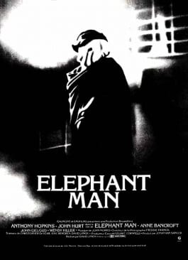 Affiche film Elephant Man