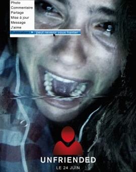 Unfriended, le film d'horreur