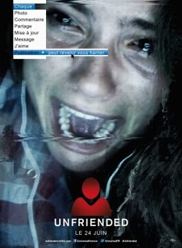 Unfriended, le film d'horreur
