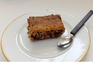 Rotweinkuchen, la recette du gâteau au chocolat et vin rouge