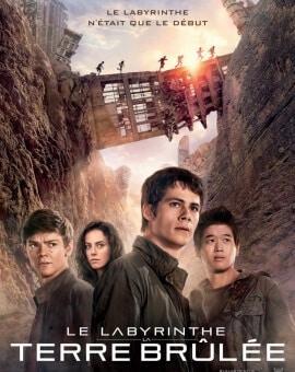 Le Labyrinthe 2 : La Terre Brulée – The Maze Runner 2