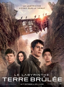 Le Labyrinthe 2 : La Terre Brulée – The Maze Runner 2