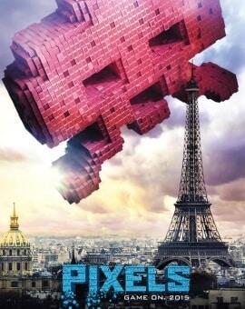 Pixels, l'Arcade attaque !