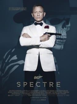 Affiche 007 Spectre