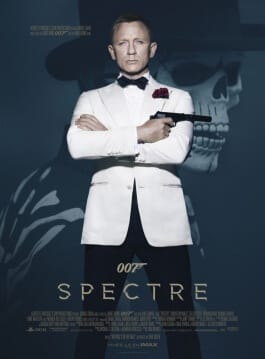 007 Spectre – La suite des aventures de James Bond