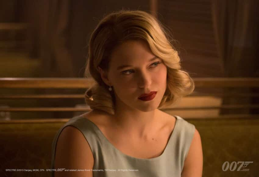 "Léa Seydoux, ""James Bond girl"""