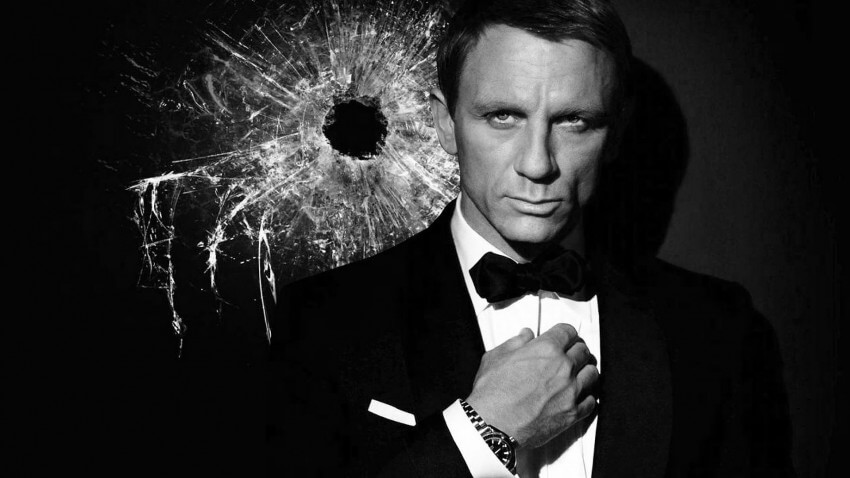 James Bond, affiche Spectre