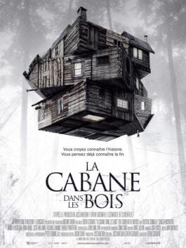 La Cabane dans les bois, le film d'horreur