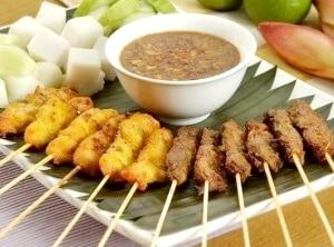 Sauce Satay : la recette traditionnelle de Malaisie