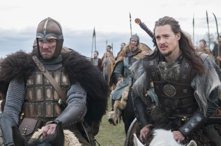 uhtred the last kingdom serie avis