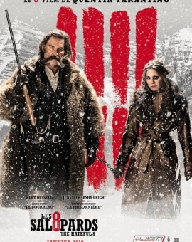Les Huit salopards (The Hateful Eight), le film de Tarantino