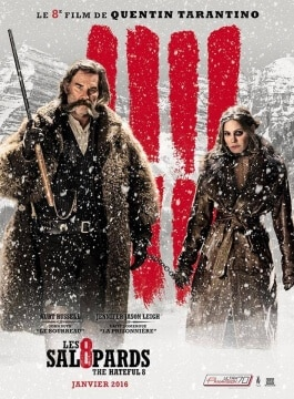 Les Huit salopards – The Hateful Eight, le film de Tarantino