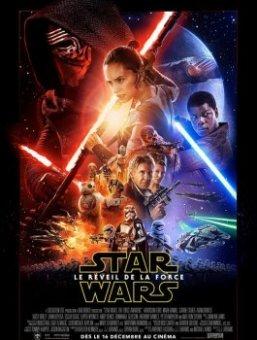 affiche star wars reveil de la force