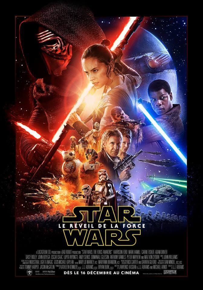 Star Wars VII – Le Réveil de la Force