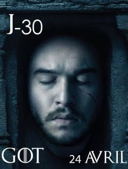 j-30 Game of Thrones
