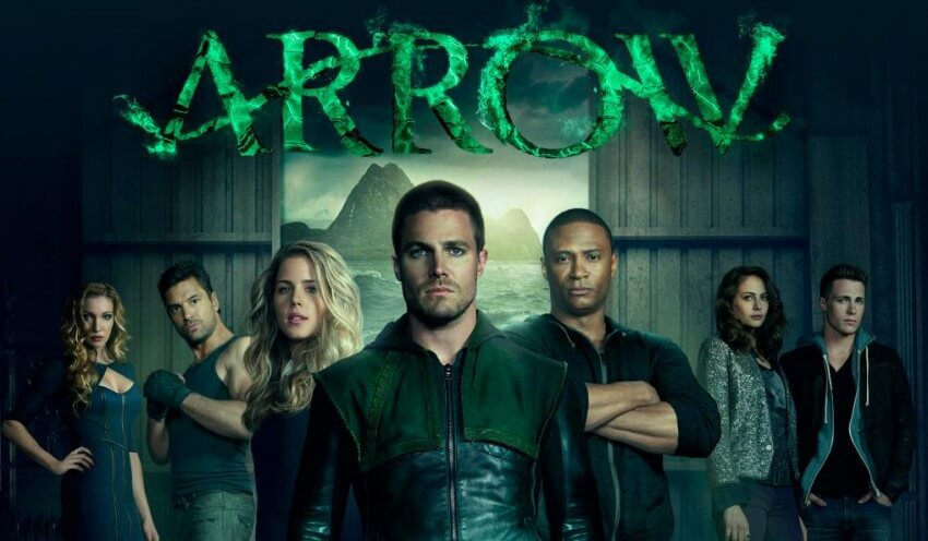 Arrow-serie-personnages
