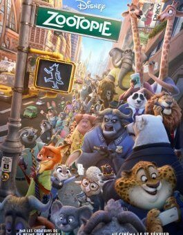 Zootopie, le film d'animation Disney
