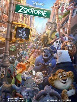 zootopie affiche poster film disney
