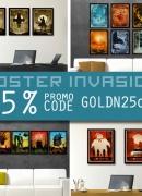 Poster Invasion : De magnifiques posters inspirés de vos films, séries et jeux vidéos !