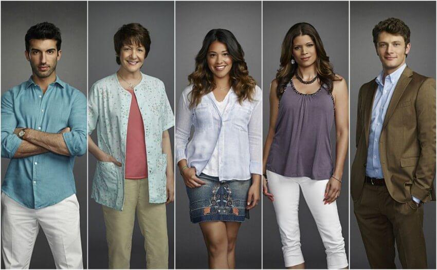 Jane-The-Virgin-Cast-personnages-acteurs