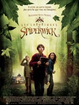 les chroniques de spiderwick affiche poster film