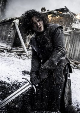 jon snow kit harington game of thrones