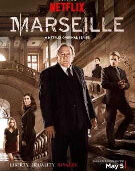 Marseille, la sériefrançaise de Netflix