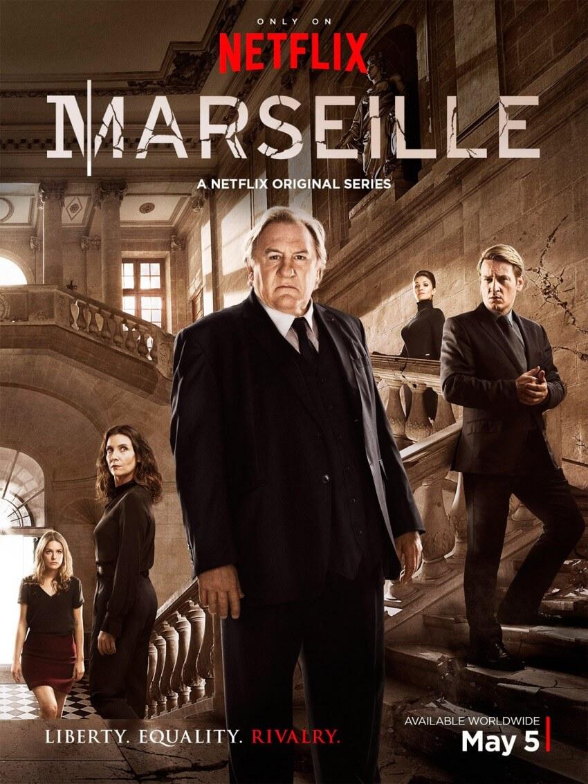 Marseille, la série: Que vaut la première incursion française de Netflix?