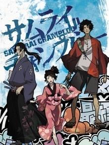 Samuraï Champloo, l'anime japonais