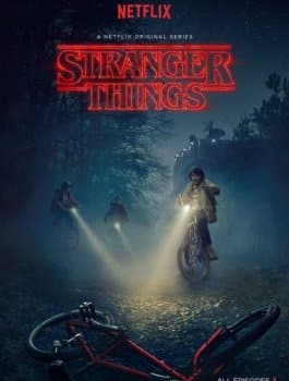 Stranger Things, la série originale de Netflix