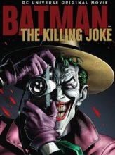 Batman The Killing Joke 2016 poster affiche
