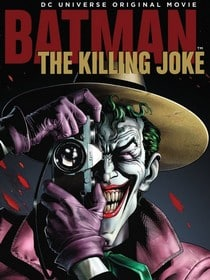Batman The Killing Joke 2016 poster affiche