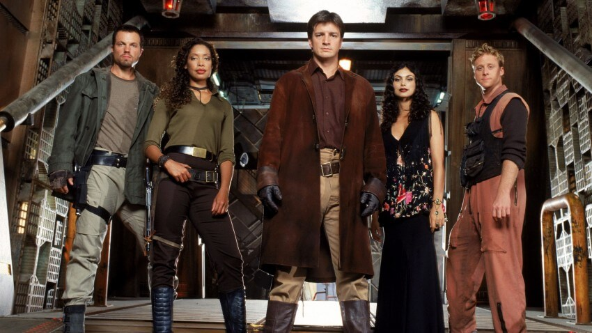 Firefly_serie_personnages