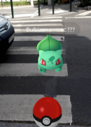 Pokemon Go – la dernière mode mondiale