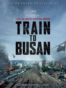 Dernier train pour Busan, le film de zombies sud-coréen !