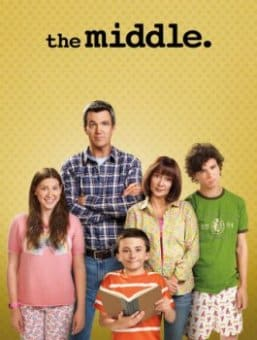 the middle affiche poster serie