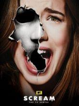 scream serie poster affiche