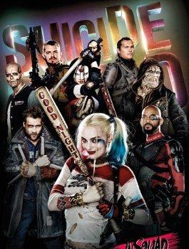 Suicide Squad, les super vilains réunis dans un film !
