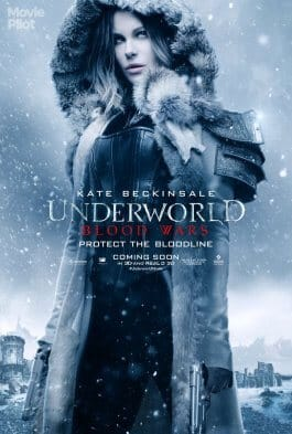 Underworld Blood Wars : la Bande annonce officielle !