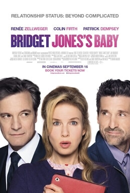 BRIDGET JONES BABY, la suite des aventures de Bridget !