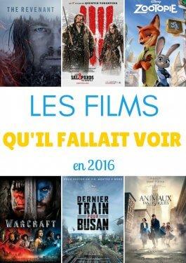 Les films qu'il fallait voir en 2016