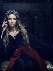 elisabeth de york the white princess