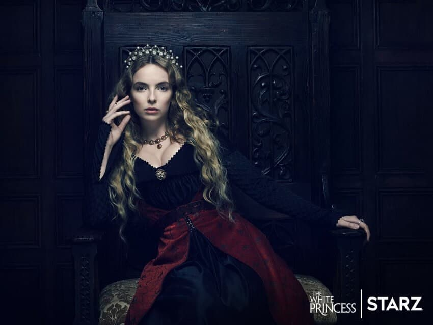 The White Princess, le sequel de The White Queen : les premières photos !